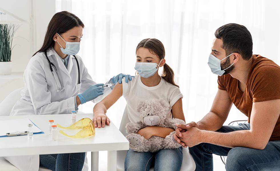 Vacunación para jóvenes y adultos